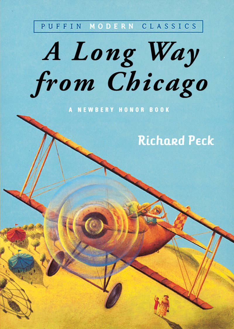 A Long Way From Chicago By Richard Peck